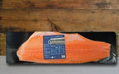 Fresh Salmon Fillet Min 1kg