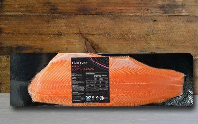 Fresh Salmon Fillet Min 1kg