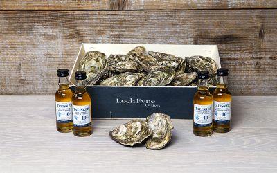 24 Loch Fyne Rock Oysters
