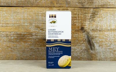 Mey Selections Luxury Butterscotch Shortbread 150g