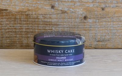 Mey Selections Island Single Malt Whisky Cake 180g