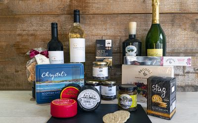 The Loch Fyne Deluxe Hamper