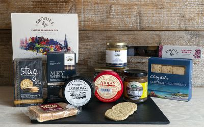 The Loch Fyne Luxury Hamper