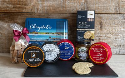 The Loch Fyne Cheese Hamper