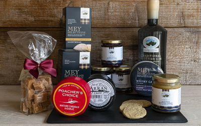 The Mey Selections Deluxe Hamper