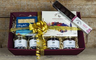 Loch Fyne Afternoon Tea Hamper