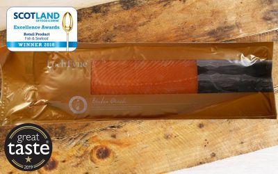 Bradan Orach Sliced Side (Min 1KG)