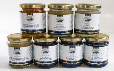 Mey Selections Scottish Strawberry Jam