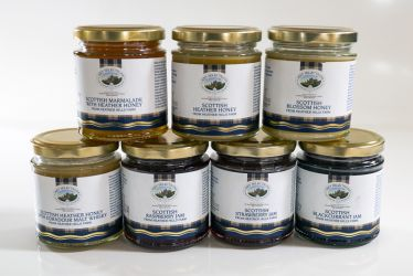 Mey Selections Scottish Blackcurrant Jam
