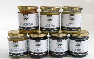 Mey Selections Scottish Blackcurrant Jam