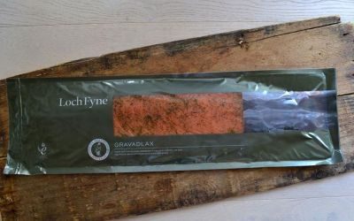 Gravadlax Unsliced Side (min 1kg)