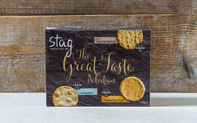 Stag Great Taste Collection