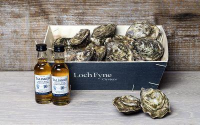 12 Loch Fyne Rock Oysters