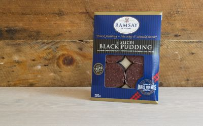 Black Pudding Slices 200g