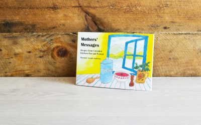 Mothers' Messages Cook Book