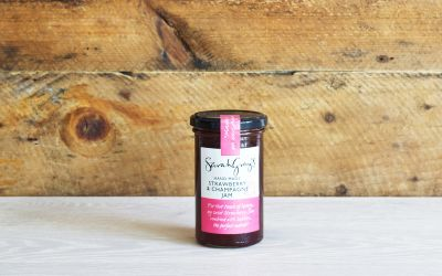 Strawberry and Champagne Jam 300g