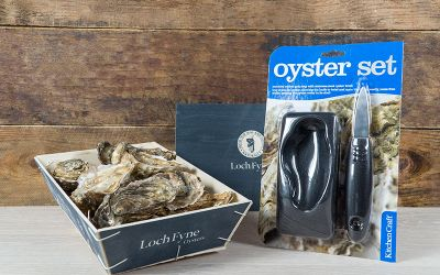 12 Oysters & 1 Clic