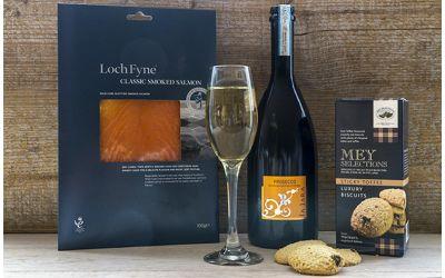 The Lochside Box