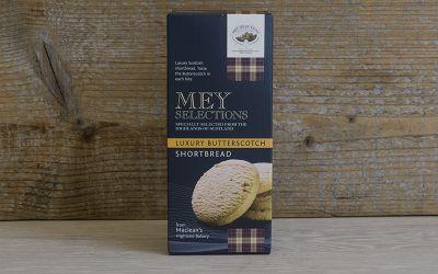 Mey Selections Luxury Butterscotch Shortbread 150g