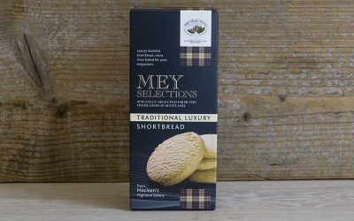 Mey Selections Traditional Luxury Shortbread 150g