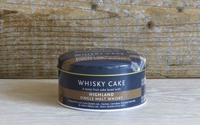 Mey Selections Highland Single Malt Whisky Cake 180g