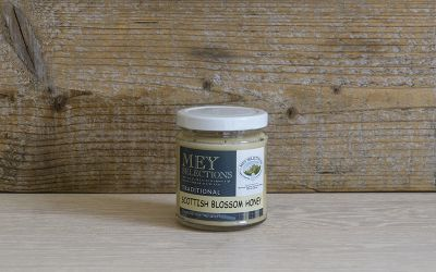 Mey Selections Traditional Scottish Blossom Honey 227g