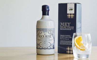 Mey Selections Traditional Scottish Gin