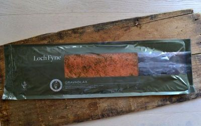 Gravadlax Hand Sliced side (min 1kg)