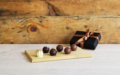 Caramiche Chocolate x6