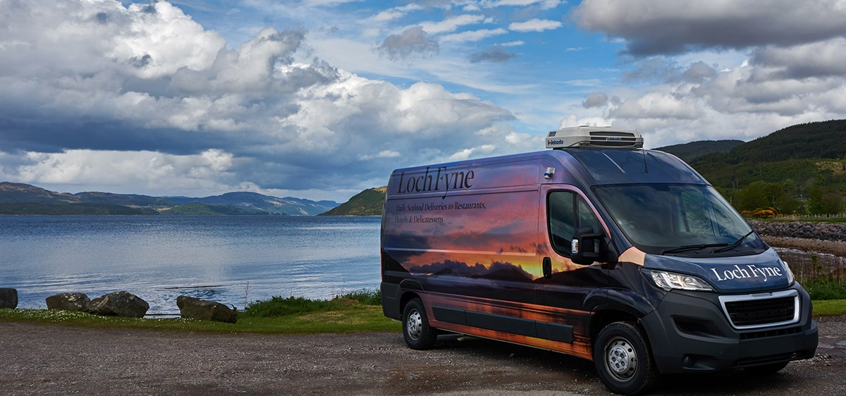 Loch Fyne Local Delivery Mid Argyll & Cowal
