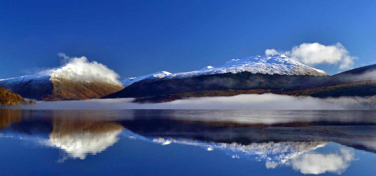 Winter on Loch Fyne