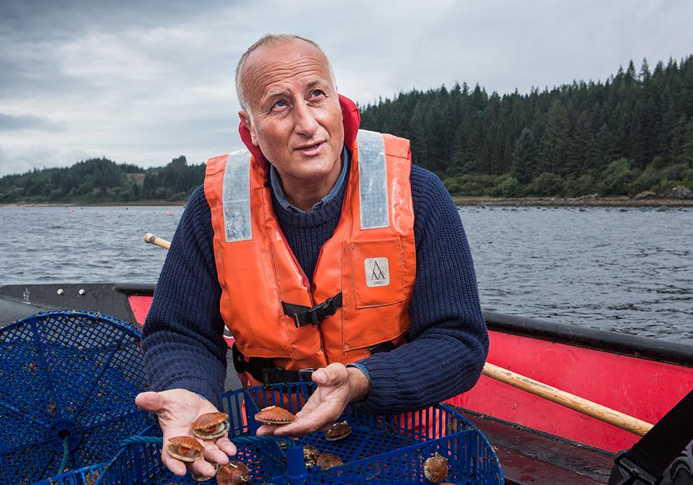 Loch Fyne Oysters Aquaculture