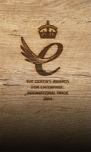 Loch Fyne Oysters Queen's Award for Excellence: International Trade