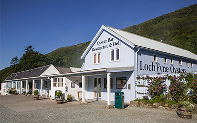 Loch Fyne Oysters Wedding Venue